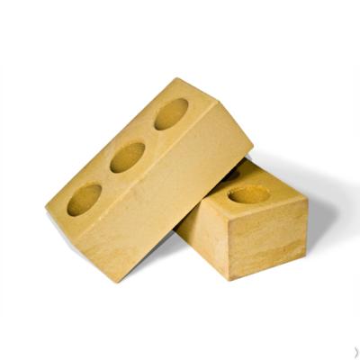 Кирпич (БОР) СУЛ пустотелый желтый